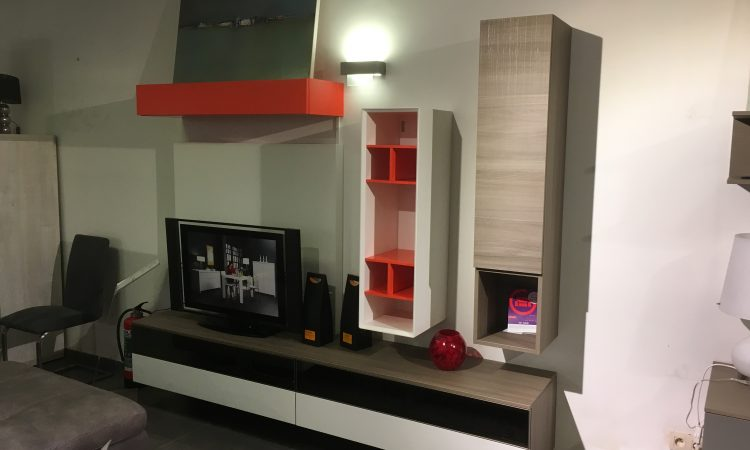 meuble tv suspendu italy meubles. Black Bedroom Furniture Sets. Home Design Ideas